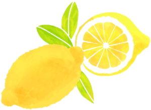 レモンの精油のレシピ